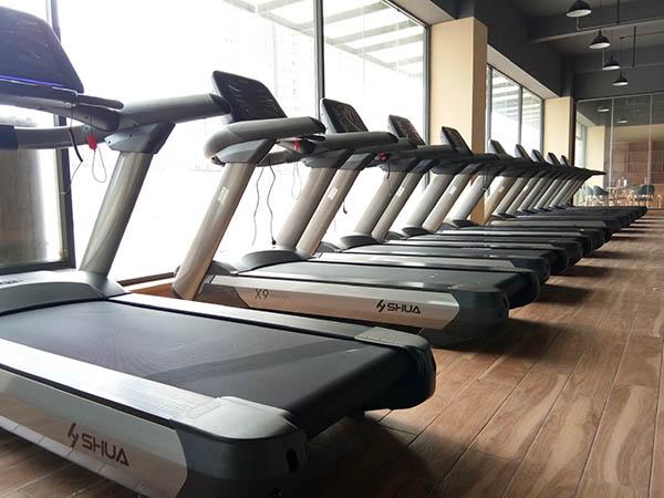 小紅健身房